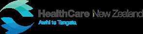 Healthcare NZ logo